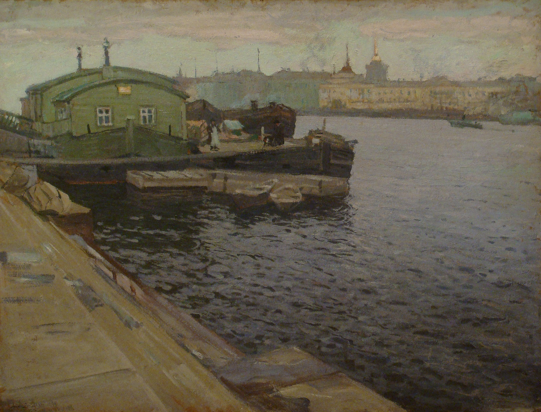 Лаховский А.Б. Нева